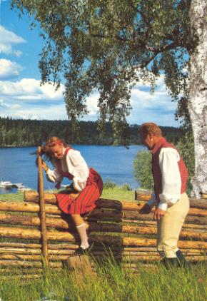 Finowie