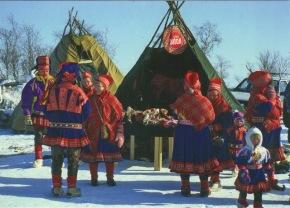 Lapończycy