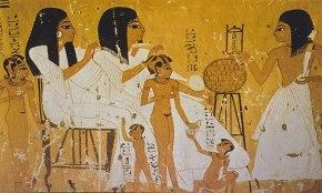 Egipcjanie-dzieci-fryzury