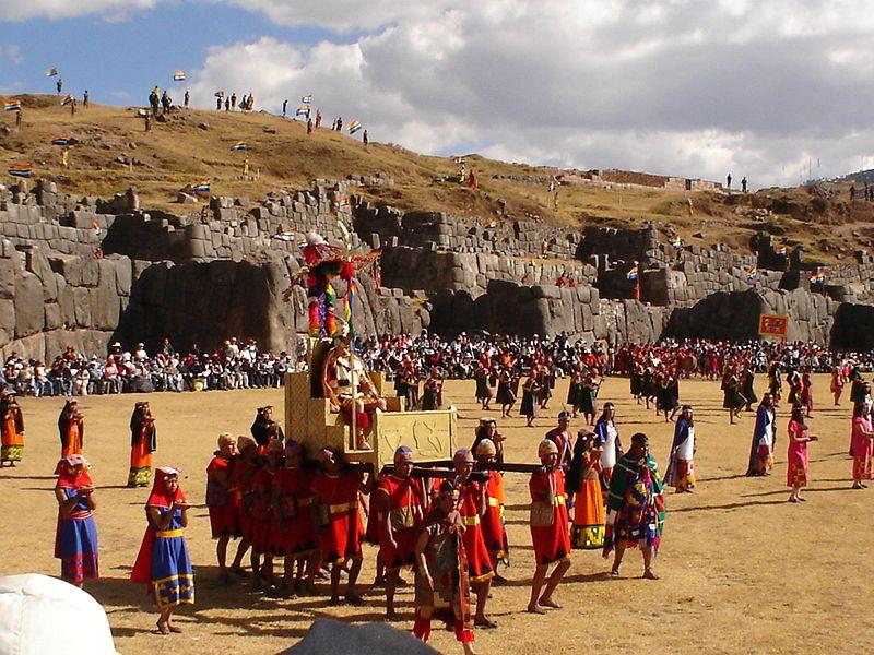 Inkowie-Raymi