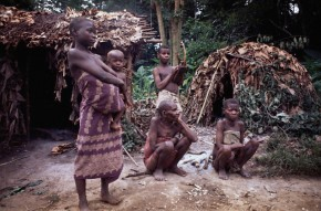 Mbuti Family